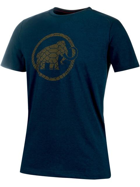 Mammut Trovat t-shirt Heren blauw
